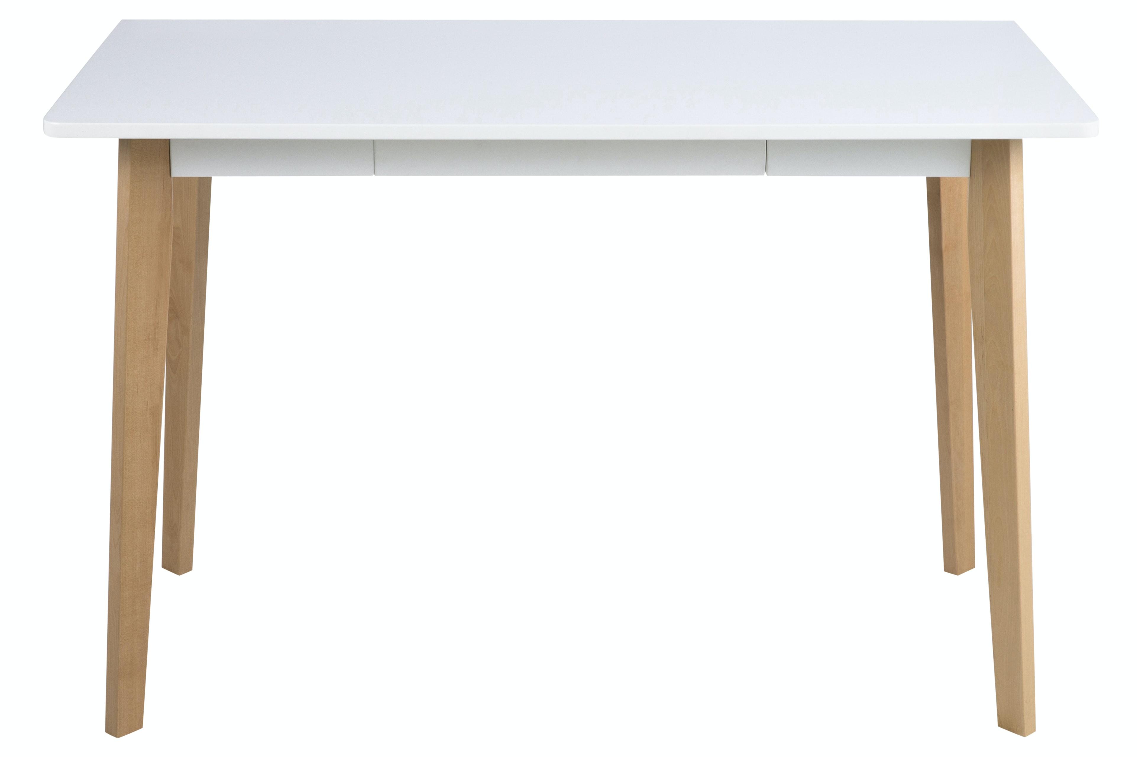 Raven Desk | White