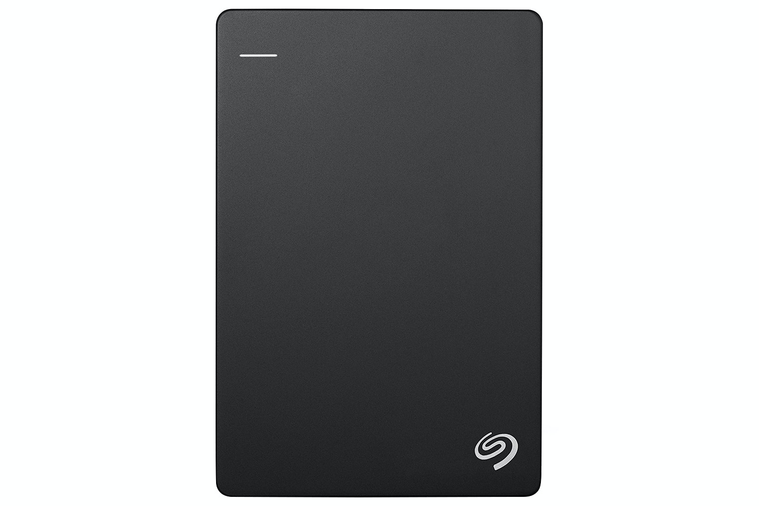 Seagate 2TB Backup Plus Slim Portable Hard Drive | Black