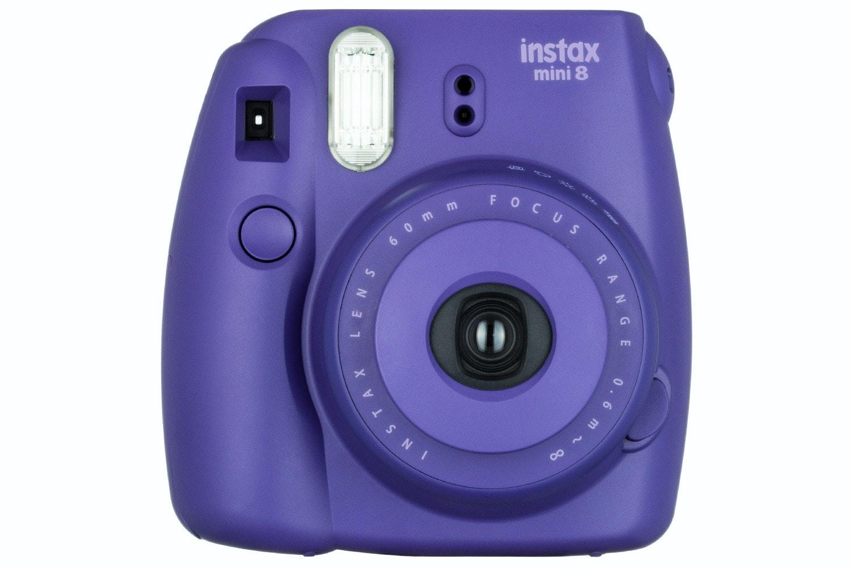 Fujifilm Instax Mini 8 Instant Film Camera | Grape