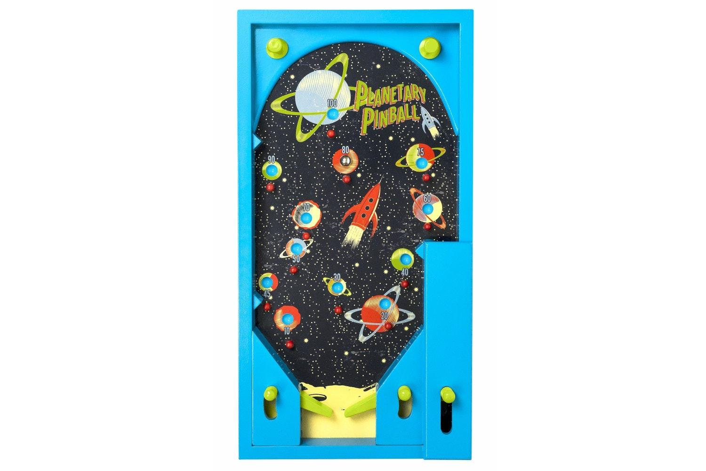 Planetary Pinball