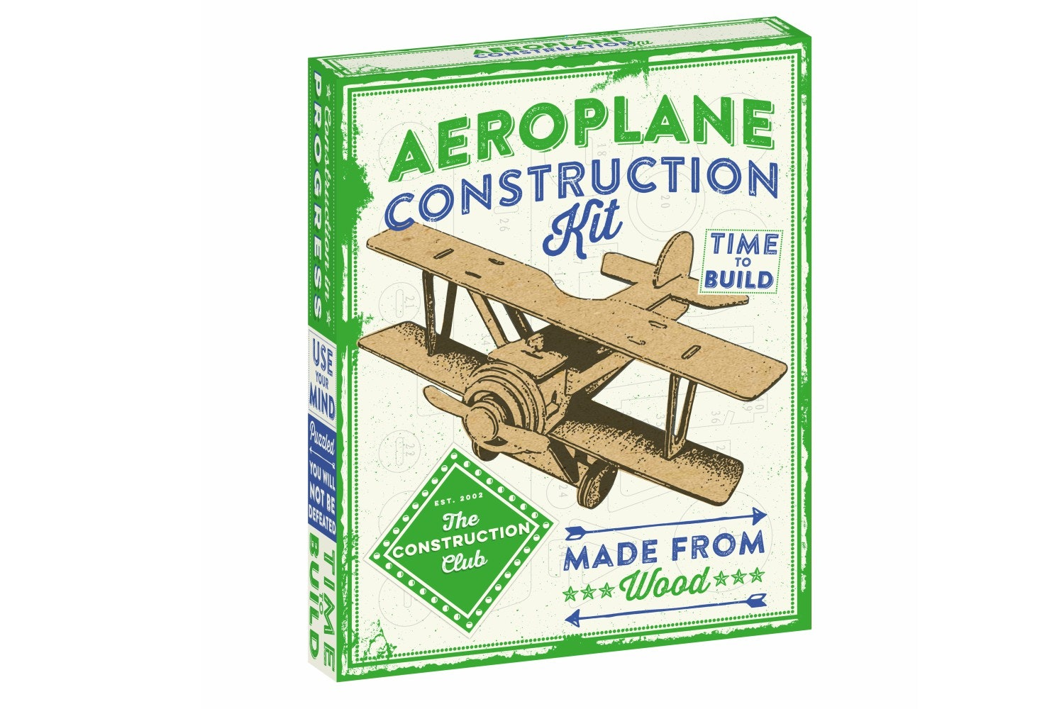 Aeroplane Construction Kit