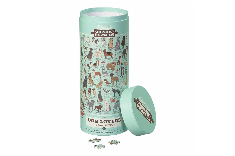 Dog Lovers 1000 Piece Jigsaw Puzzle