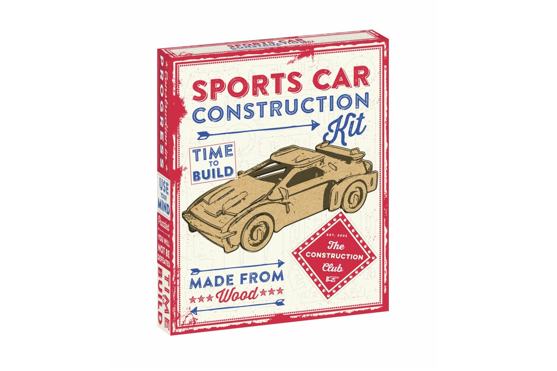 Sports Car Construction Kit