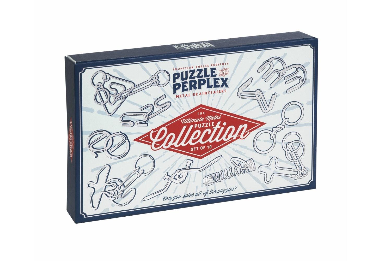 Puzzle & Perplex Set Of 10