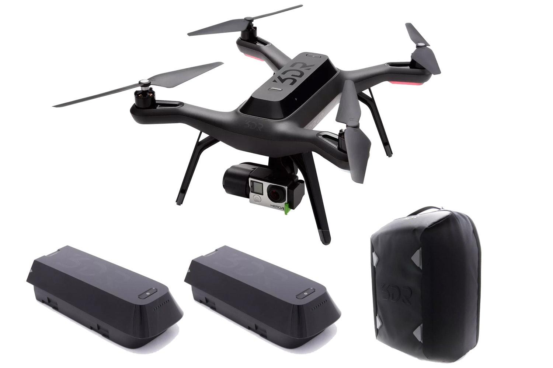 3DR Solo Smart Aerial Drone | Bundle