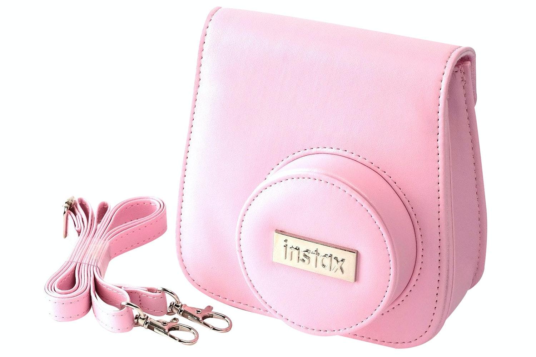 FujiFilm Mini 8 Instant Camera Accessory Kit | Pink