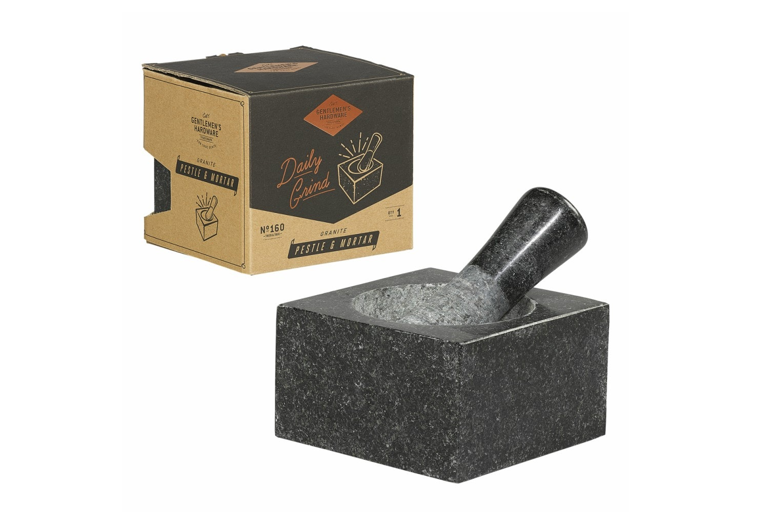 Pestle And Mortar