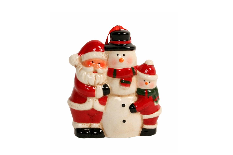 Enchanted Snowman Decoration