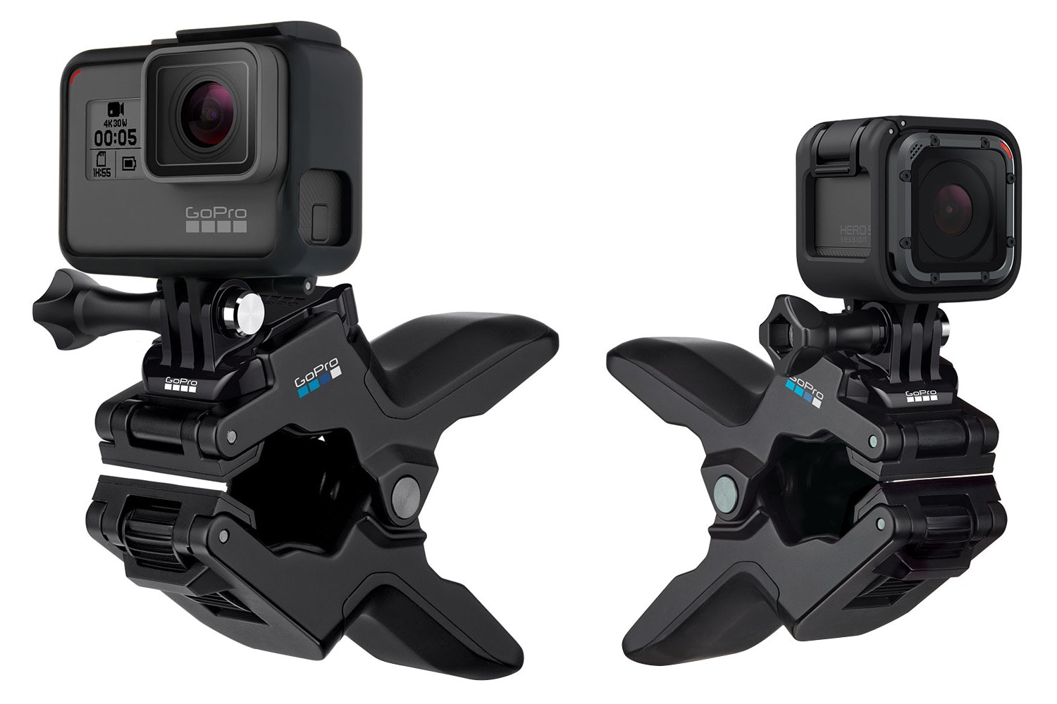 GoPro Jaws Clamp Mount | Black