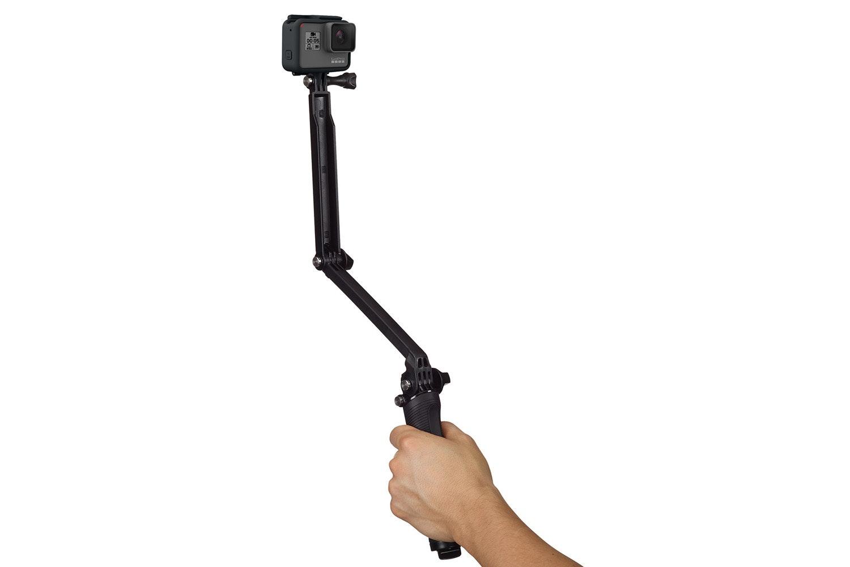 GoPro 3 Way Camera Mount | Black