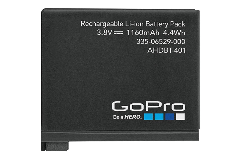 GoPro Hero4 Rechargable Battery | Black