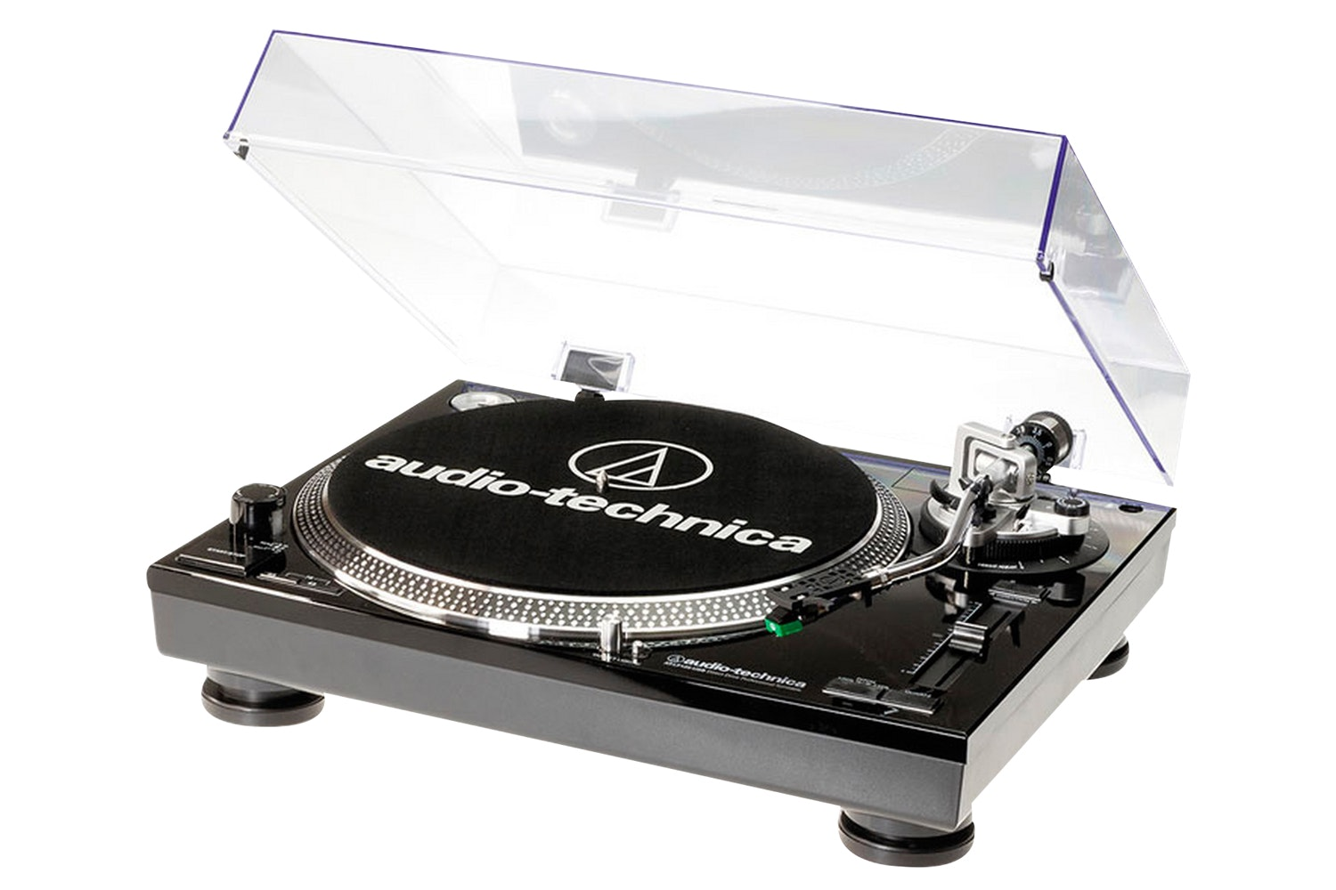Audio Technica Direct Drive Professional USB Turntable | Black