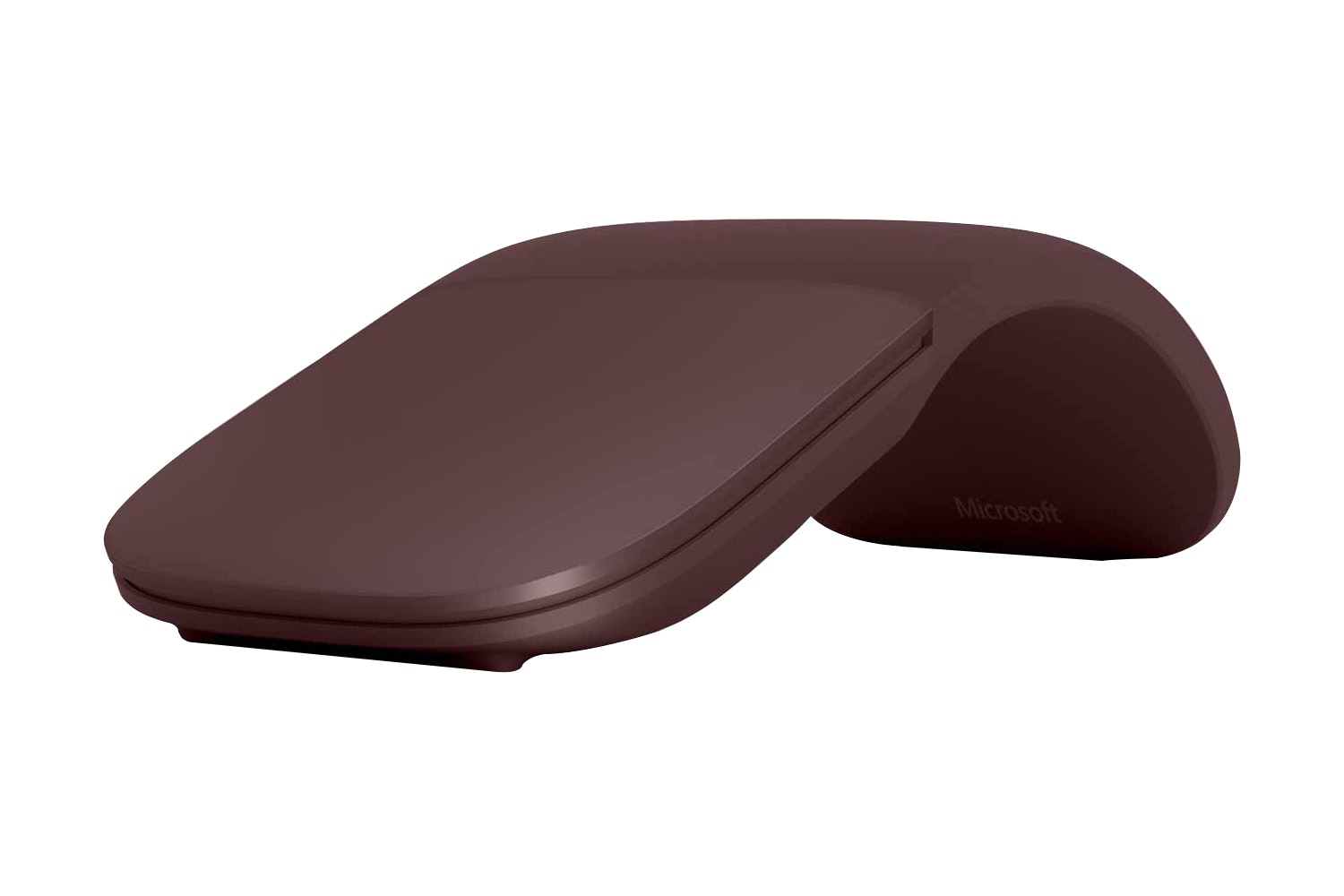 Microsoft Surface Arc Bluetooth Mouse | Burgundy