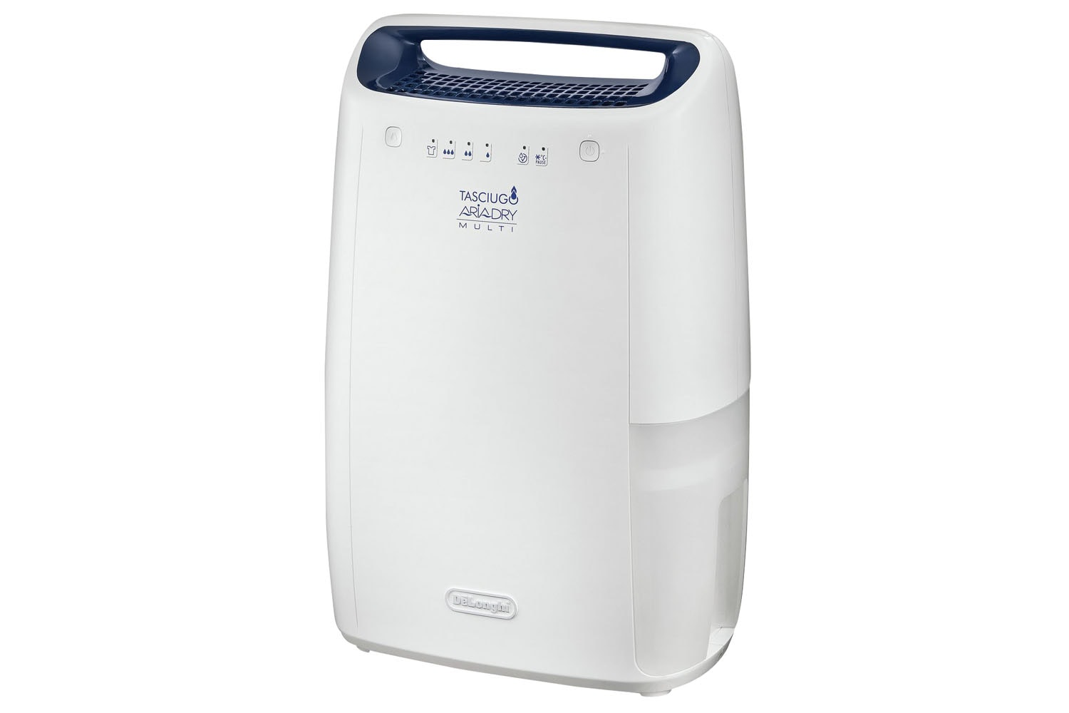 Delonghi Dehumidifier 12L Air Purifier | White