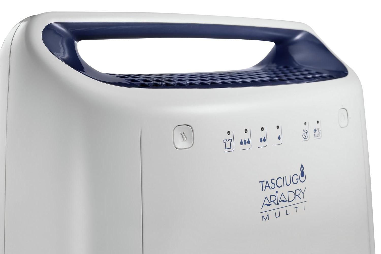 Delonghi Dehumidifier 12L Air Purifier | White