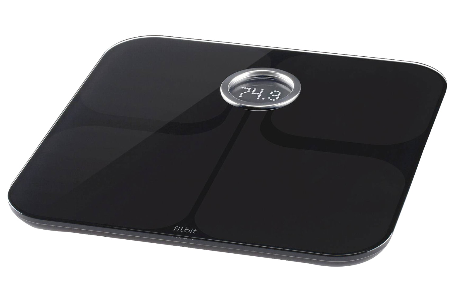 Fitbit Aria Wi-Fi Smart Scale | Black