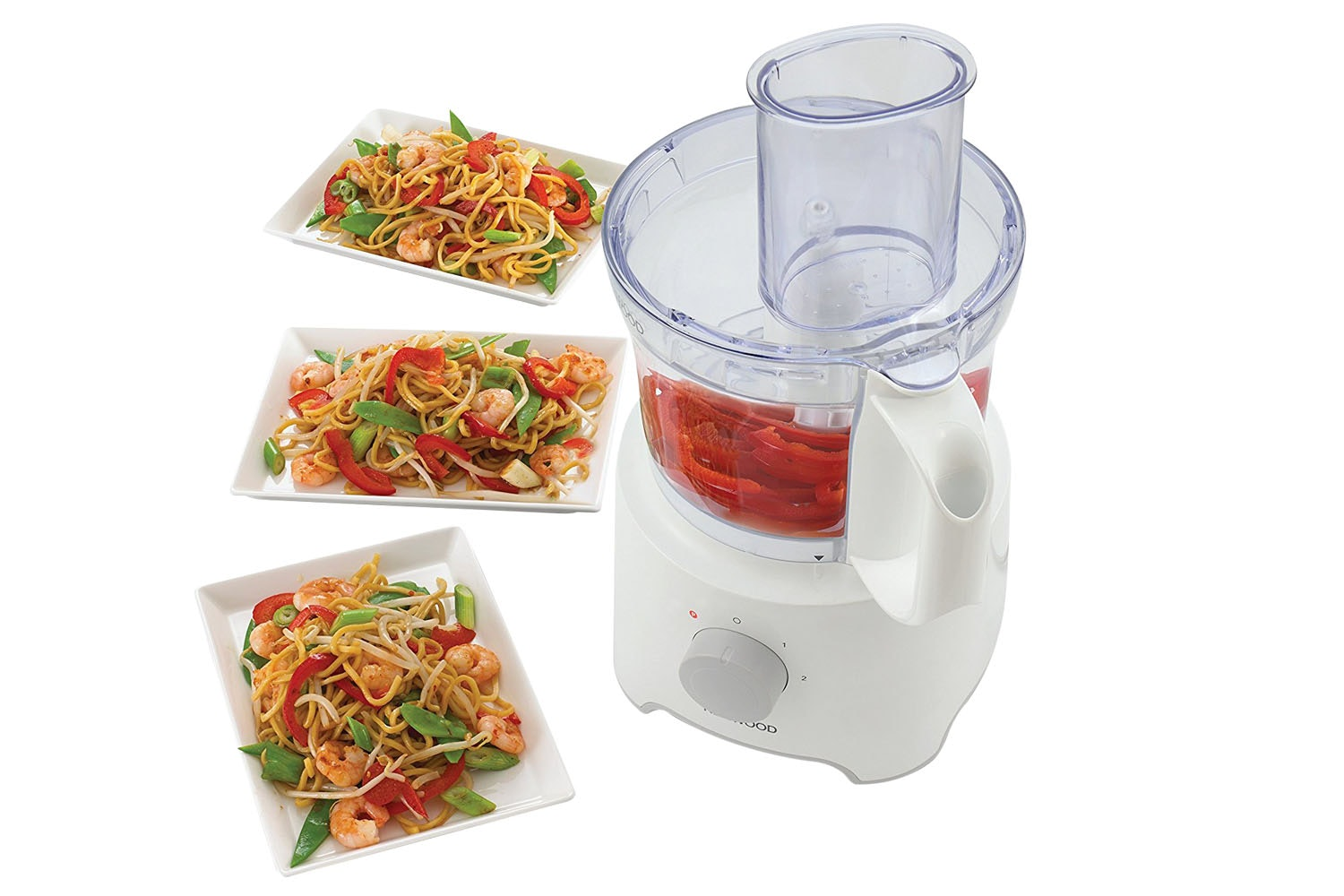 Kenwood MultiPro Compact Food Processor | FDP301WH