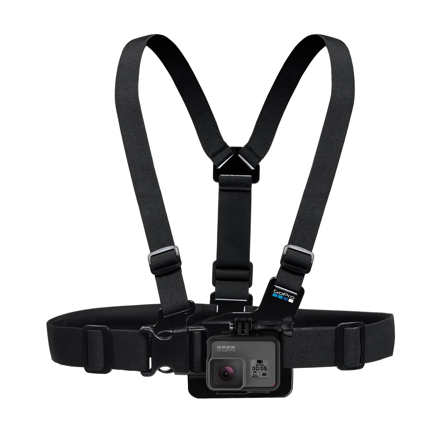 GoPro Chest Mount Harness | Black