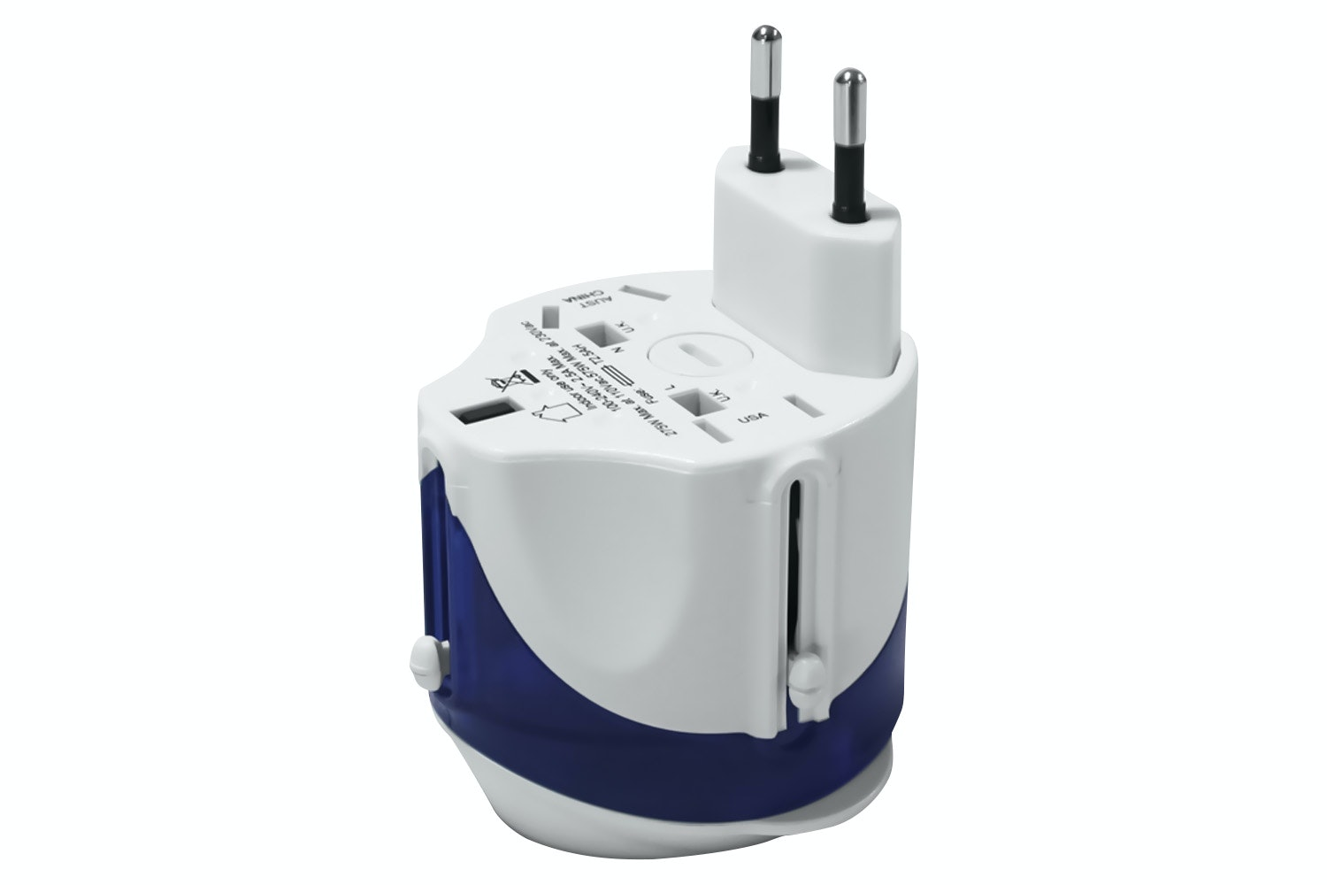 Hahnel Universal Travel Adapter