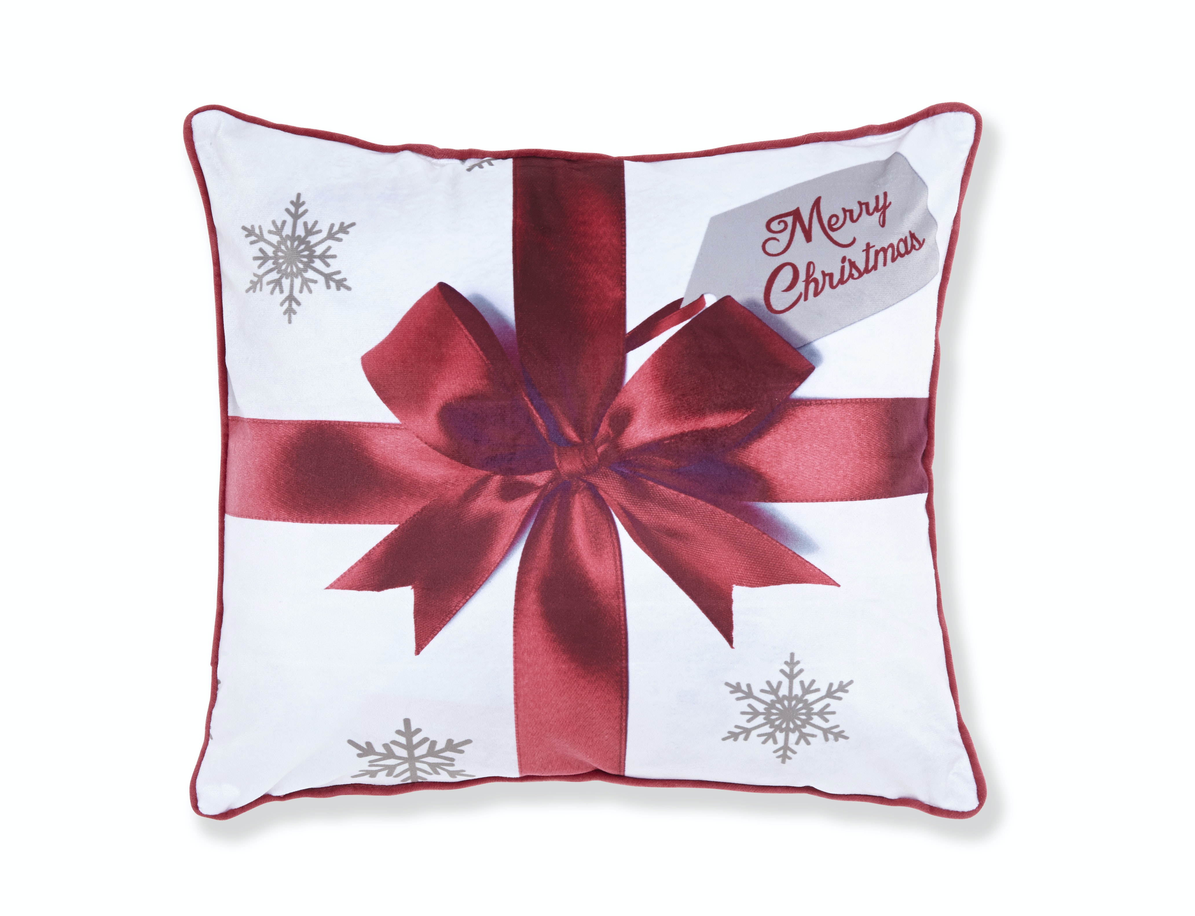 Merry Xmas Present Pillowcase