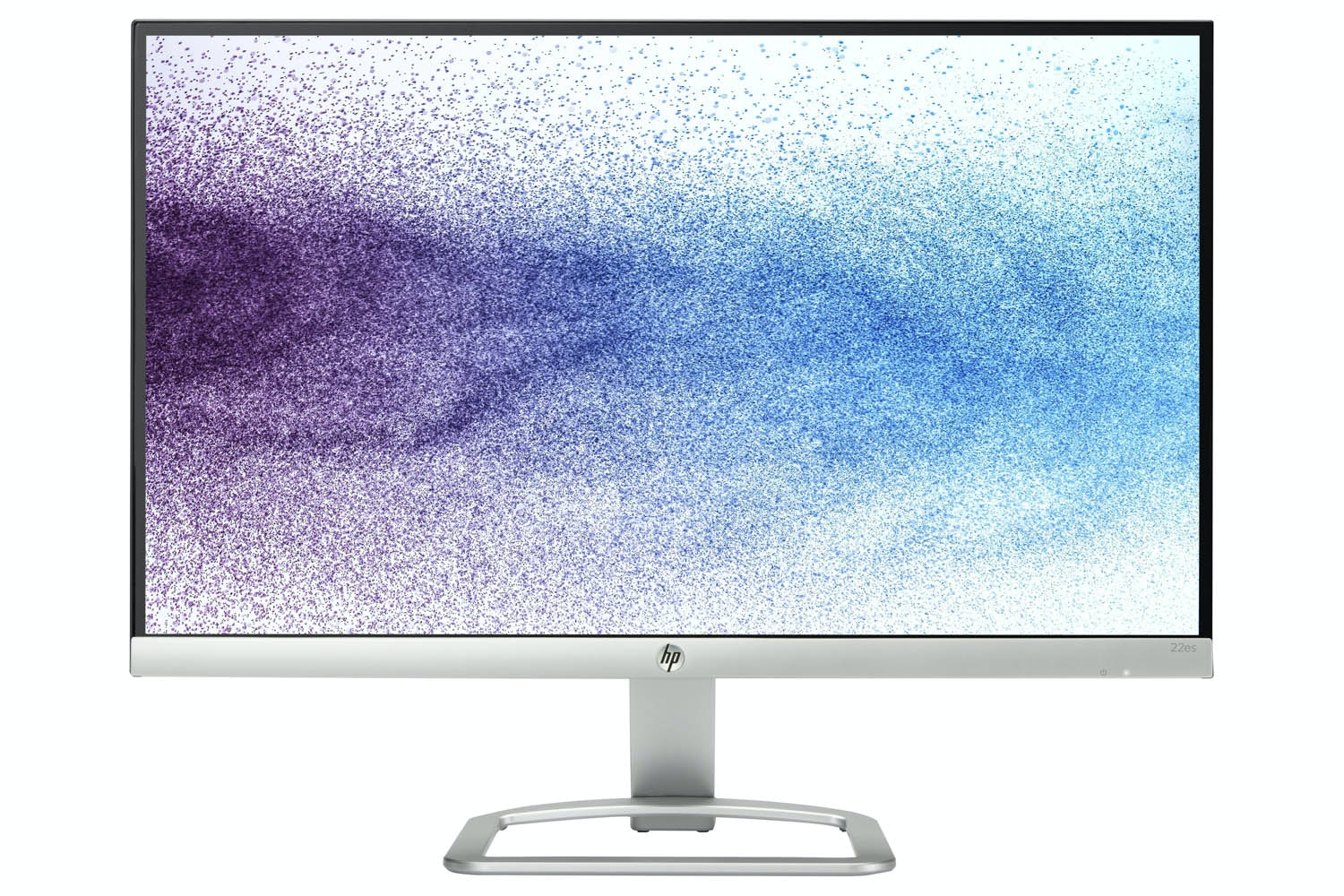 HP 22es 21.5-inch Display | Natural Silver
