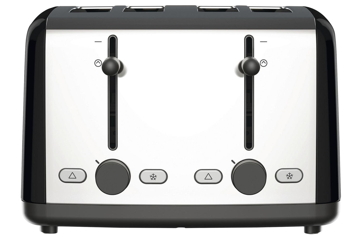 Kenwood Scene 4 Slice Toaster | TTM480BK | Black