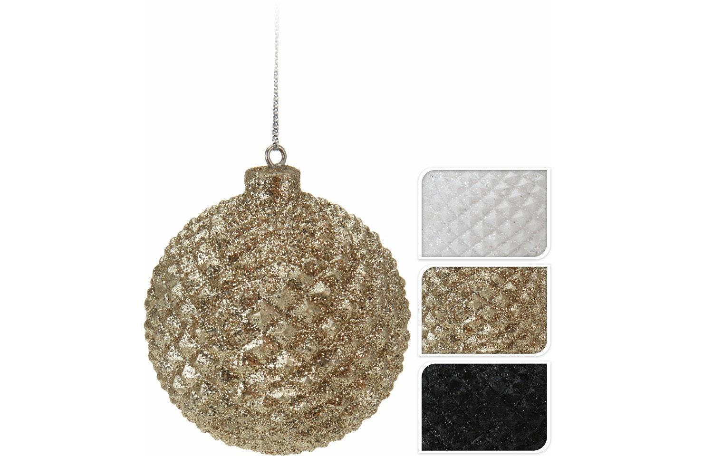 Xmas Ball Glitter | Large