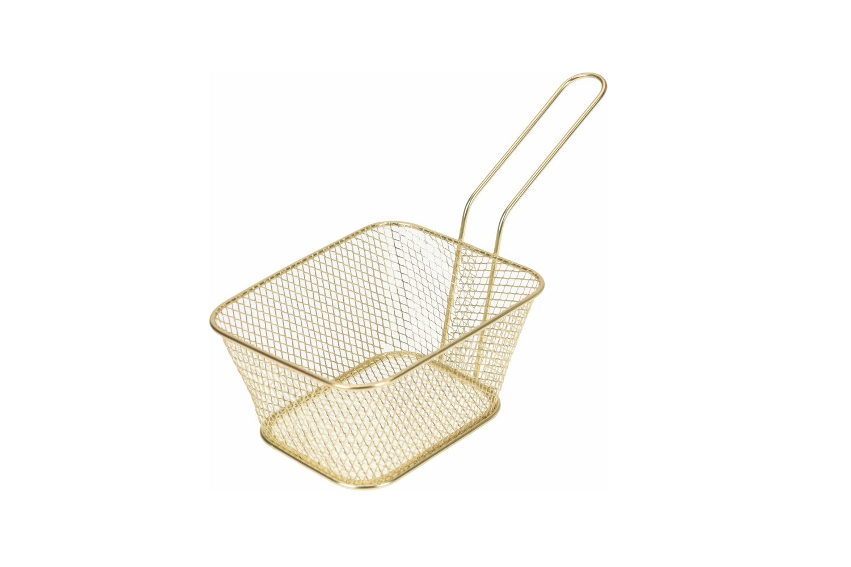 Basket | Gold