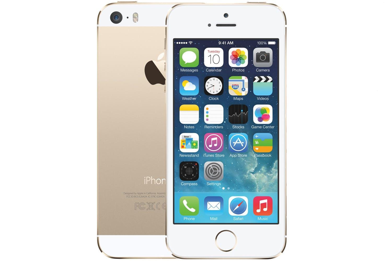 Mint+ iPhone 5S | 16GB | Gold | Ireland