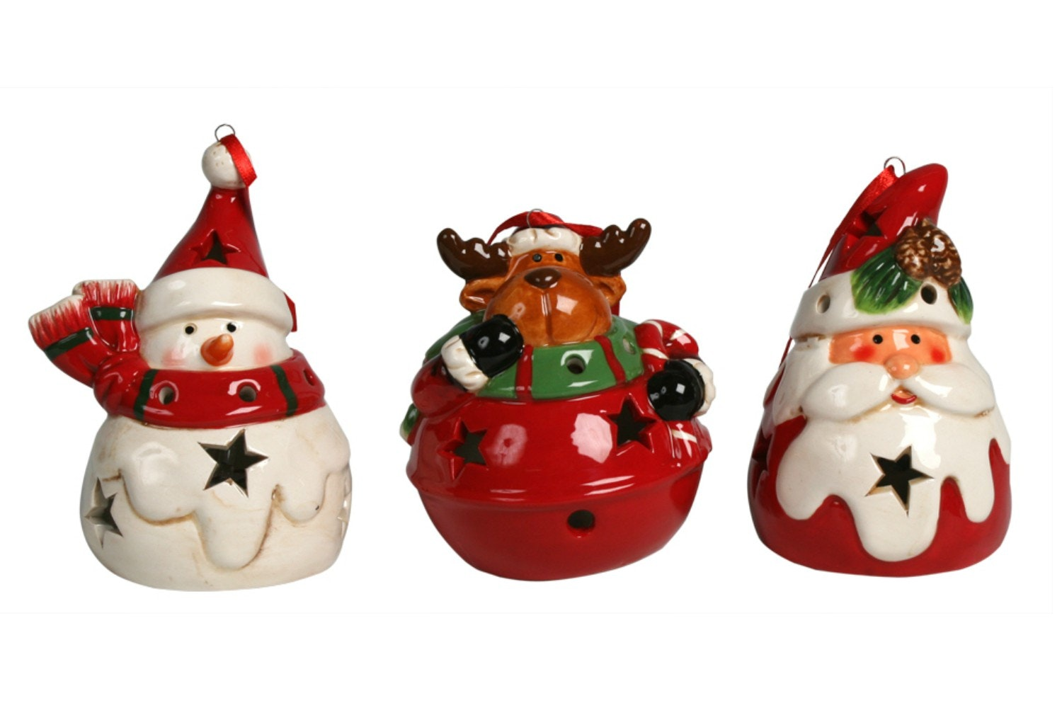Assorted Christmas Enchanted Decoration